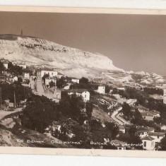 Carte postala Balcic 1957, Circulata, Printata