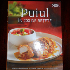 Puiul In 200 Retete Reader's Digest