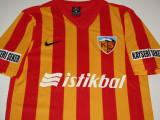 Tricou NIKE fotbal - jucatorul cu nr.91 William de Amorim (KAYSERISPOR-Turcia), S, Din imagine, De club