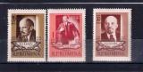 ROMANIA 1955 - 85 ANI V.I.LENIN  - LP 383, Nestampilat