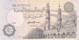Bancnota Egipt 50 Piastri 1994 - P58c UNC