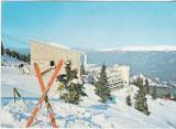 Bnk cp Sinaia - Valea Prahovei vazuta de la cota 1400 - circulata, Printata