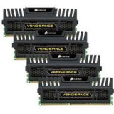 Kit memorie desktop Corsair VENGEANCE OC 16GB DDR3 1600 (4x4Gb module), DDR 3, 16 GB, Quad channel