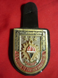 Insigna Militara Unitatea de Comanda si Doctrina -pt.Trupe Terestre Turcia 1985