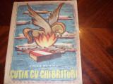 CUTIA  CU  CHIBRITURI  -  DIMOS  RENDIS   ( 1959, editia l, ilustrata )  *