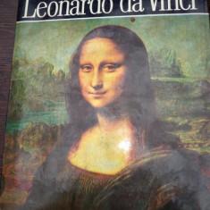 Album de arta Leonardo da Vinci