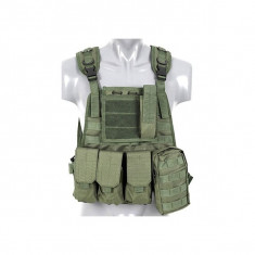 Vesta airsoft PLATE CARRIER OLIVE