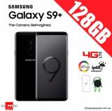 Vand samsung S9 plus128gb black sigilat la cutie, garantie pe anglia, Negru, Neblocat, Smartphone