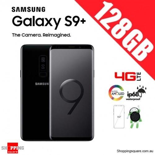 vand samsung S9 plus128gb black sigilat la cutie, garantie pe anglia