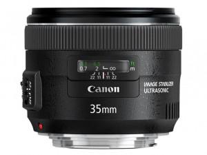 Canon EF 35mm f/2 IS USM, folosit dar ca nou, GARANTIE 11 de luni