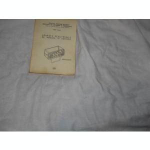 Aparate electronice de masura si control, Andrei Silard, IPB, 1990