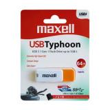 FLASH DRIVE 64GB USB 3.1 TYPHOON MAXELL Util ProCasa