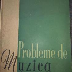 Probleme de muzica, 1959, nr 1