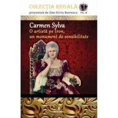 Carmen Sylva o artista pe tron - de Dan Silviu Boerescu, All