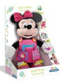 Jucarie interactiva plus Minnie Mouse - Invata primele abilitati, Clementoni