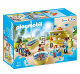 Playmobil Family Fun, Magazin acvariu