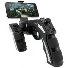 Joystick Pistol controller cu bluetooth pentru smartphone, Ipega Phantom PA3436