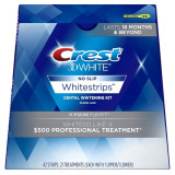 Benzi de albire Crest 3D White Supreme Flex Fit – Cutie 21 Plicuri