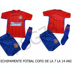 ECHIPAMENTE FOTBAL COPII 7/14 ANI, FCSB, MODEL NOU !!!