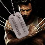 Pandantiv / Colier / Lantisor X-MEN XMEN X MEN - Wolverine ID Tag Militar