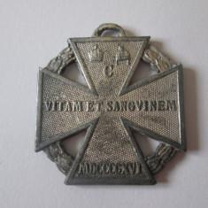 Austro-Ungaria,Crucea de razboi WWI Karl Truppenkreuz 1916