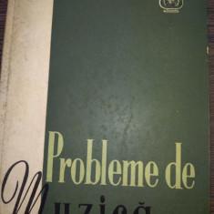 Probleme de muzica 1959 nr 1