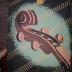 Probleme de muzica - 1957