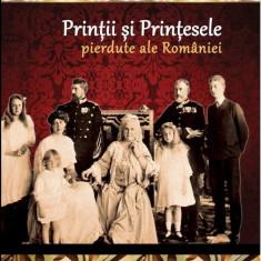 Printii si printesele pierdute ale Romaniei Dan Silviu Boerescu, Alta editura
