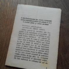 IULIU MANIU, pliant alegeri //Codreanu, Lupeasca...
