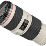 Canon EF 70-200mm f/4L IS USM, folosit dar ca nou, GARANTIE 20 de luni