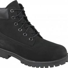Trekking pantofi Timberland 6 In Premium Boot 12907 pentru Copii, 37 - 40, Negru