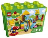 LEGO DUPLO, Cutie mare de caramizi pentru terenul de joaca 10864