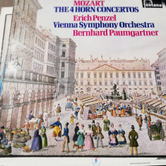 Vinil - Vienna Philarmonic-Mozart