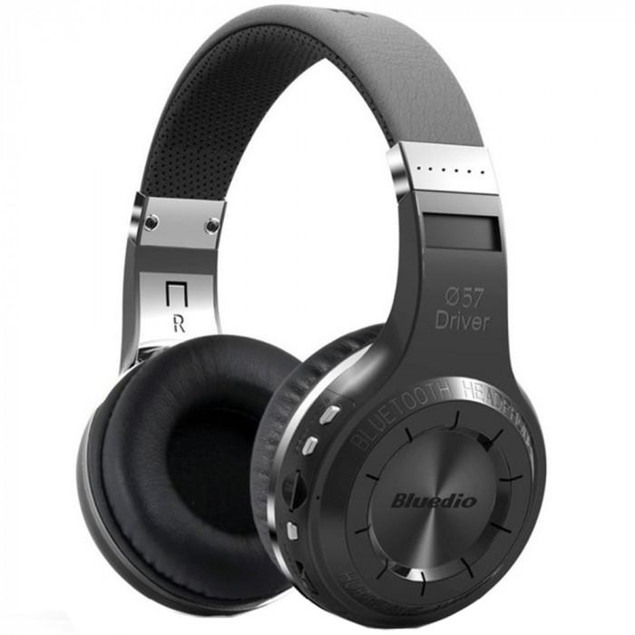 Casti Wireless H+ Negru