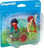 Playmobil, Set 2 figurine - Elf si pitic