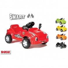 Masina cu volan si pedale Smart Dolu