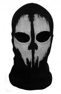 Cagula skeleton skelet skull ski moto ciclism paintball call of duty ghost