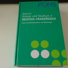 Pons - deutsch -franzosisch