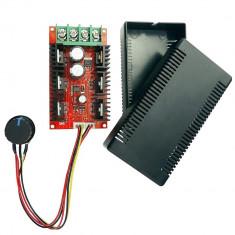 Controller PWM HHO RC motor de 40A, 10VDC - 50VDC