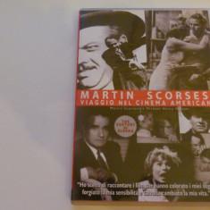 Viaggio del cinema americano - scorsese -dvd, Italiana