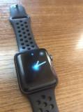 Apple watch series 3 42mm- Nike Edition, Aluminiu