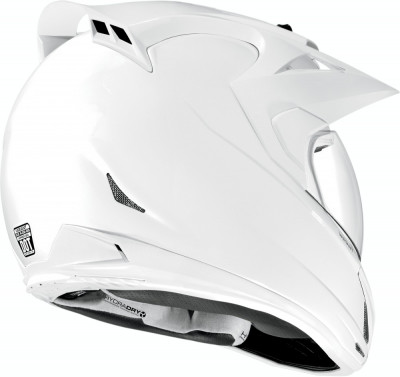Casca Integrala Icon Variant Gloss White marime XL Cod Produs: MX_NEW 01014757PE foto
