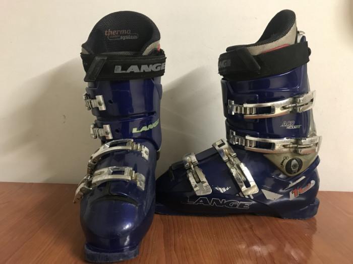 Clapari Ski LANGE L 10 ACD Medium Fit, EU 44, Mondo 27.5, 313mm