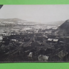 Zarnesti  Brasov  Vedere Generala, Circulata, Printata