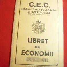 Carnet CEC 1947