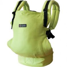 Marsupiu Toddler Wrap Conversion Organic Lime