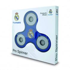 Spinner Real Madrid Blue