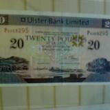 Bancnota Irlanda de Nord 20 lire sterline - 2017