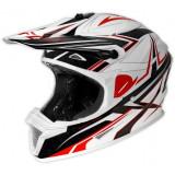 Casca motocross Ufo Spectra Boost, alb/negru/rosu, L Cod Produs: MX_NEW HE106L