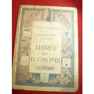 Carnet CEC 1933